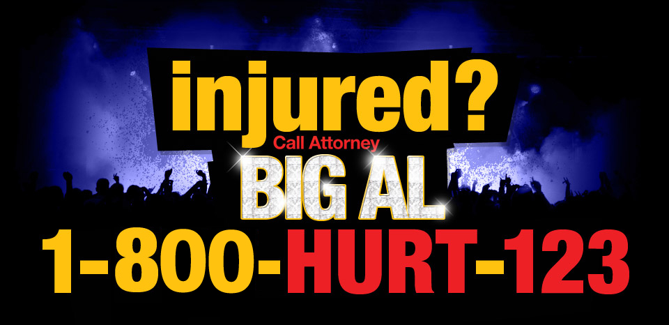 Call 1-800-Hurt-123 - Personal Injury Lawyers