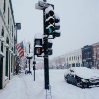 7 Crazy Snow Auto Accident Stats