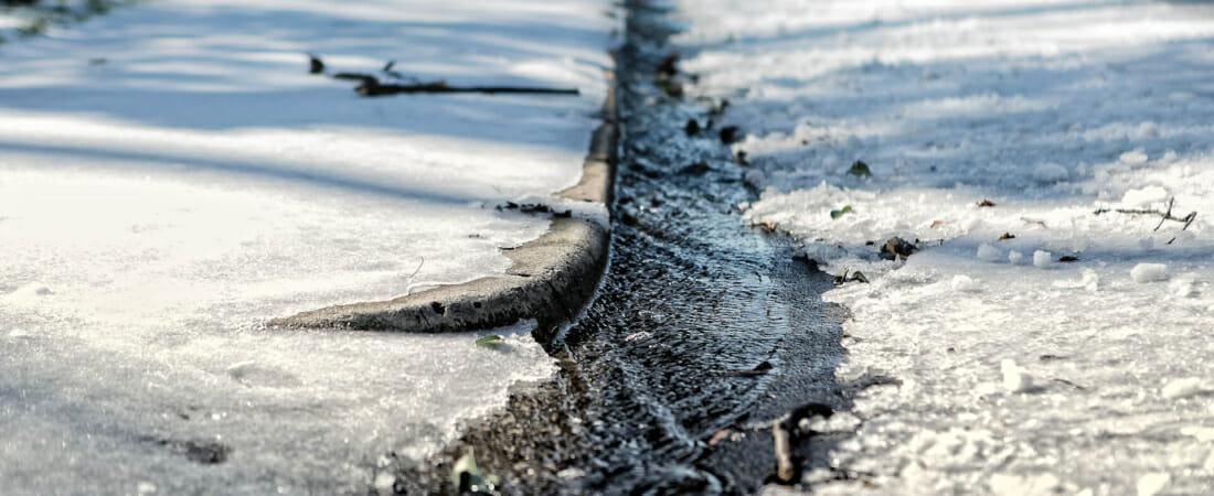 Dangers of Winter Slush